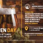 Open day Mastro Birraio - ITS Agroalimentare per il Piemonte - 5 settembre 2019 - Torino