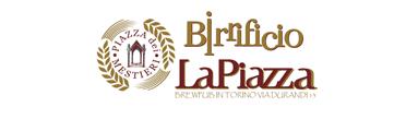 Logo Birrificio La Piazza - Aziende Agroalimentare Piemonte