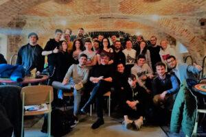 Studenti-its-Gastronomo-visita-baladin-Teo-Musso-Piozzo
